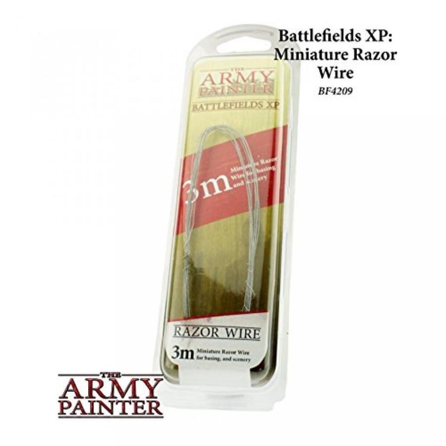 おもちゃミニチュア 模型 Battlefields XP: Miniature Razor Wire 正規輸入品