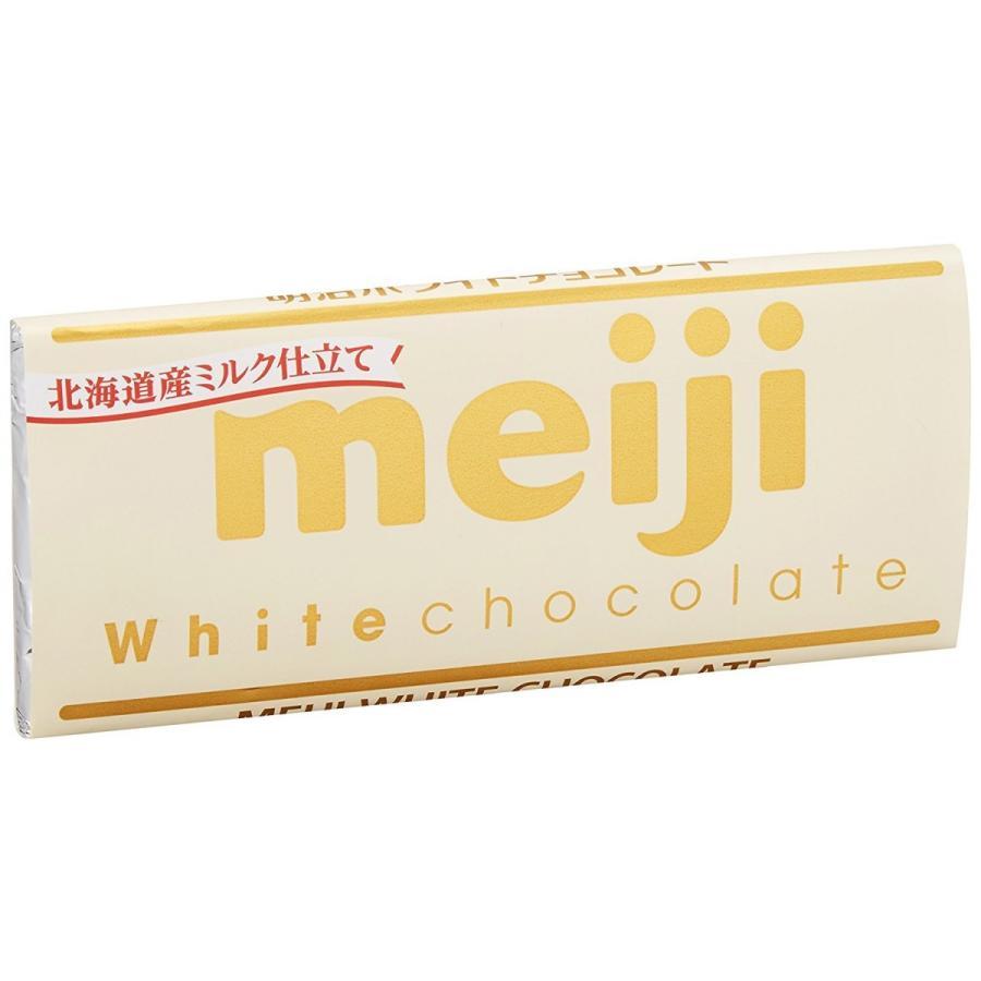 明治 ホワイトチョコレート 40g×10個|okagesama-market