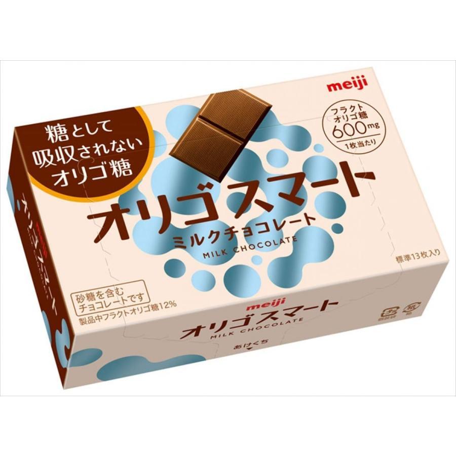明治 オリゴスマートミルクチョコレート 65g ×5箱|okagesama-market