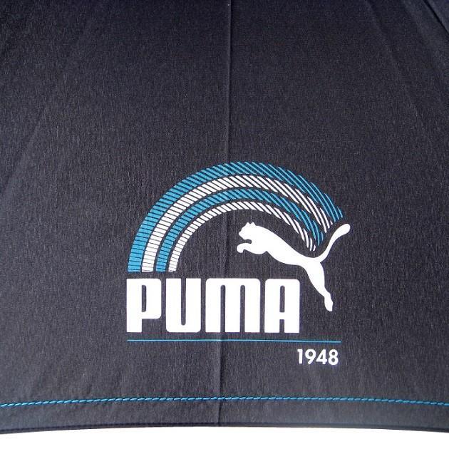 傘 キッズ プーマ 58cm ジャンプ傘 2色展開 適応身長:130〜145cm 送料無料|okamoto-kasa|07