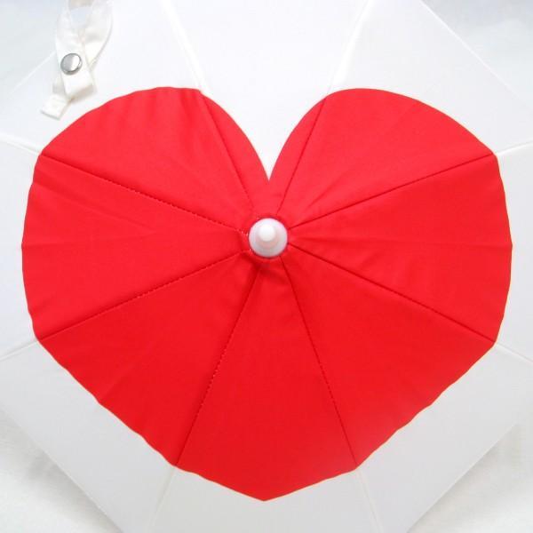 傘 かわいい ハート柄 ミニチュアタイプ ハロウィン 結婚式 イベント用 ごっこ遊び用 お人形用 ディスプレイ用 アクセサリー用 送料無料|okamoto-kasa|06