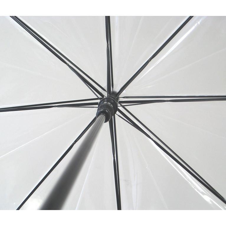 ビニール傘 ジャンプ60cm 透明なので周囲が見えやすい 送料無料 okamoto-kasa 03