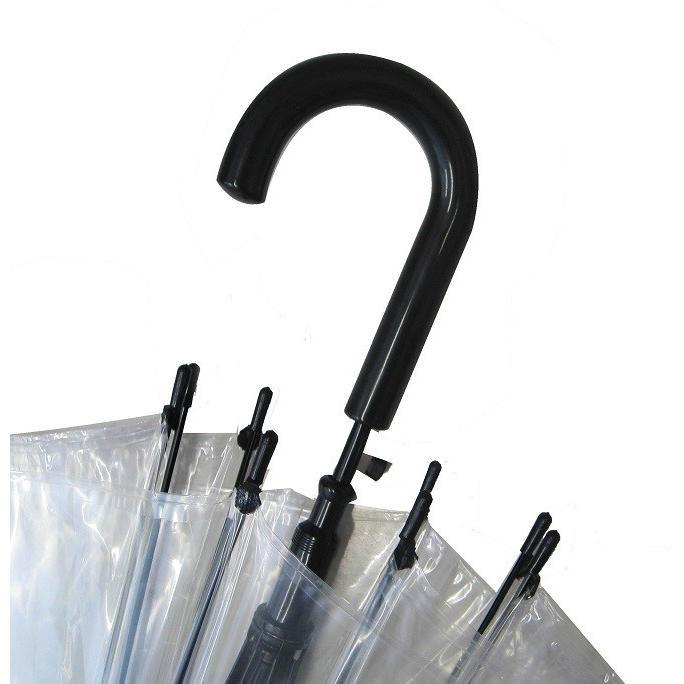 ビニール傘 ジャンプ60cm 1本単価税込231円 送料無料 まとめ買い 業務用 48本セット 高品質 |okamoto-kasa|02