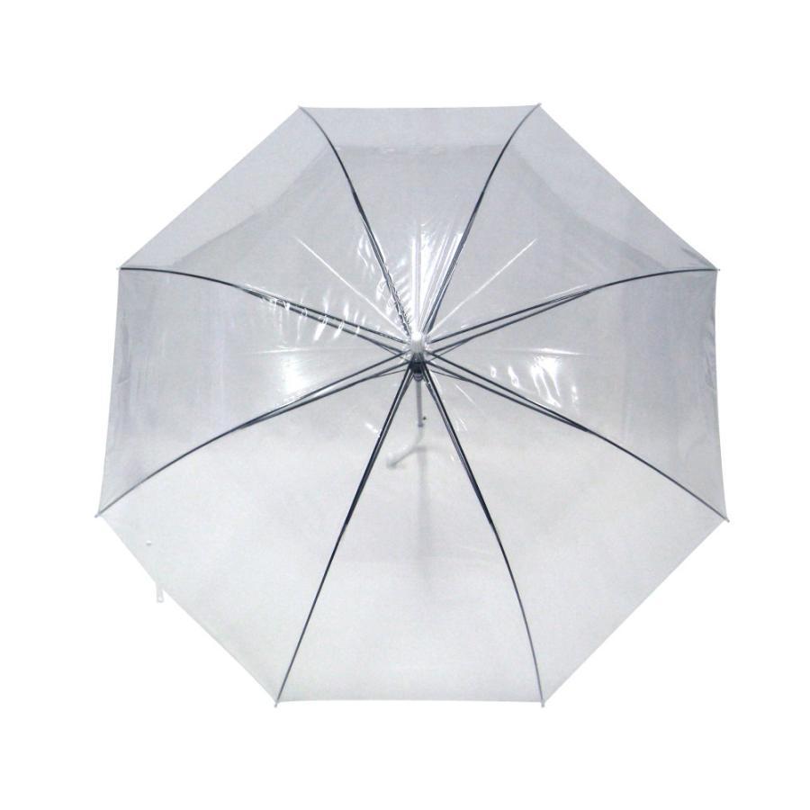 ビニール傘 ジャンプ 70cm 大きい傘 1本単価税込352円 送料無料 業務用 まとめ買い 36本セット 透明高品質ビッグサイズで荷物も濡れにくい|okamoto-kasa|06