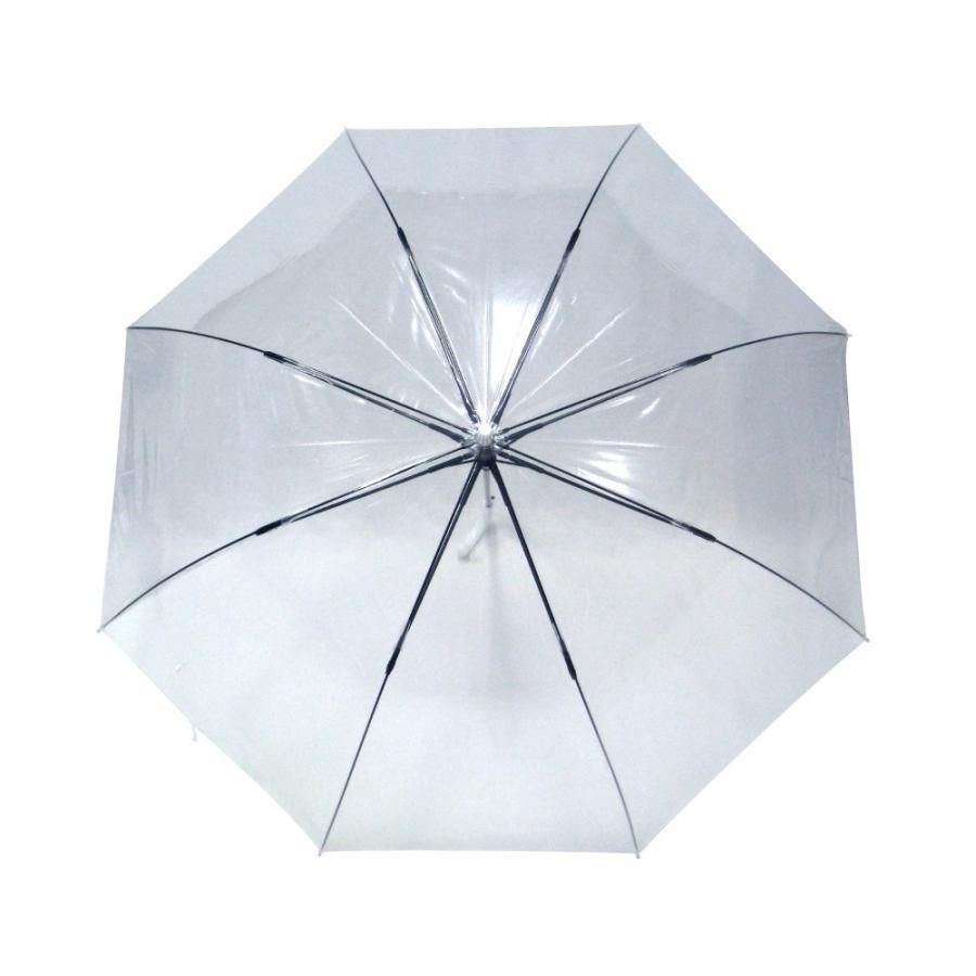 ビニール傘 ジャンプ 70cm 大きい傘 1本税込638円 送料無料  18本セット 反り返っても折れにくく風に強い耐風骨使用 高品質大きい傘で荷物も濡れにくい|okamoto-kasa|05