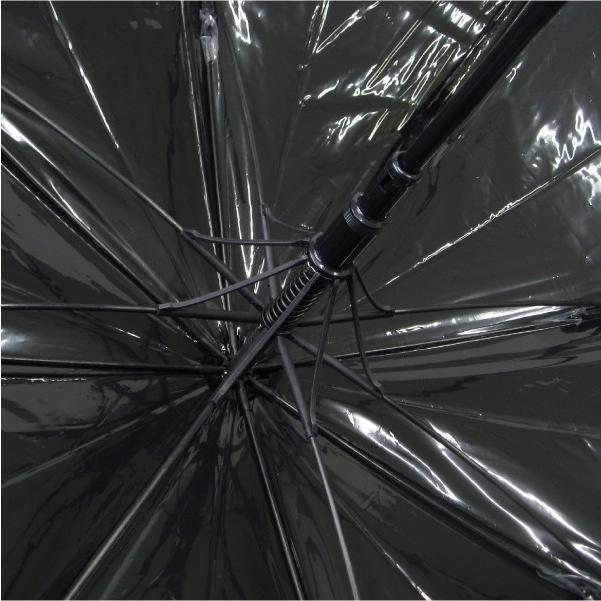 傘 メンズ ブラック ビニール傘 18本セット 大きい傘 65cm 反り返っても折れにくく風に強いグラスファイバー耐風骨使用 ジャンプ傘 送料無料|okamoto-kasa|05
