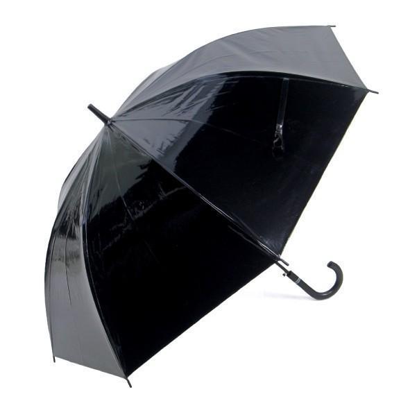 傘 メンズ ブラック ビニール傘 36本セット 大きい傘 65cm 反り返っても折れにくく風に強いグラスファイバー耐風骨使用 ジャンプ傘 送料無料 okamoto-kasa 02