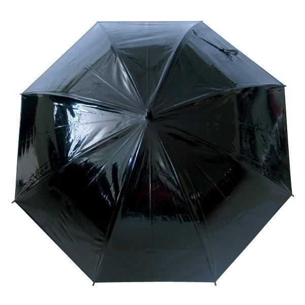傘 メンズ ブラック ビニール傘 36本セット 大きい傘 65cm 反り返っても折れにくく風に強いグラスファイバー耐風骨使用 ジャンプ傘 送料無料 okamoto-kasa 04