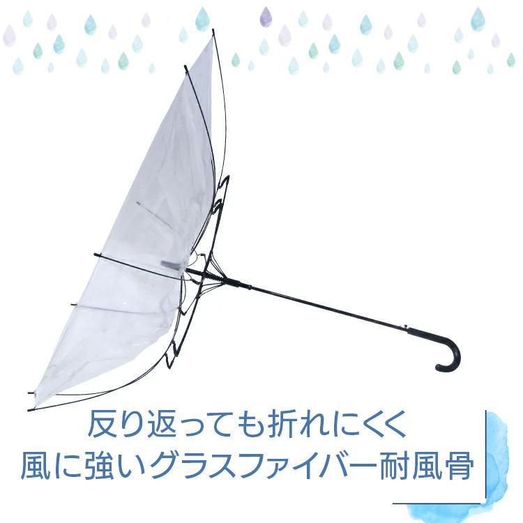ビニール傘 丈夫 大きい傘 超特大 75cm 反り返っても折れにくく風に強いグラスファイバー耐風骨使用 荷物も濡れにくい ジャンプ傘 36本セット 送料無料|okamoto-kasa|06