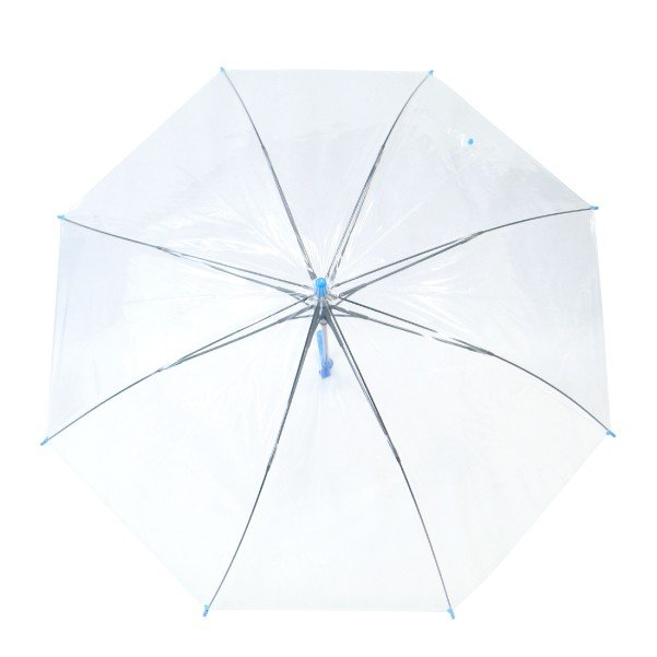 エヴァンゲリオンリング ラミエル 付き ビニール傘 丈夫 60cm ジャンプ傘 グラスファイバー耐風骨使用 送料無料|okamoto-kasa|04