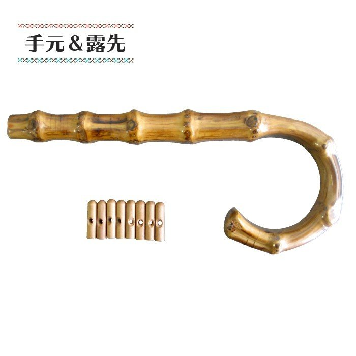 手芸用品 竹手元 オリジナル傘を作れる 手作り日傘キット50cmサイズ 単品 送料無料  okamoto-kasa 02