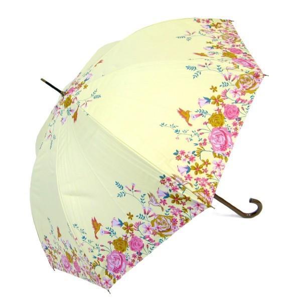 日傘 レディース 晴雨兼用傘 遮光率99% ハミングバード  グラスファイバー骨58cmジャンプ 送料無料|okamoto-kasa|13