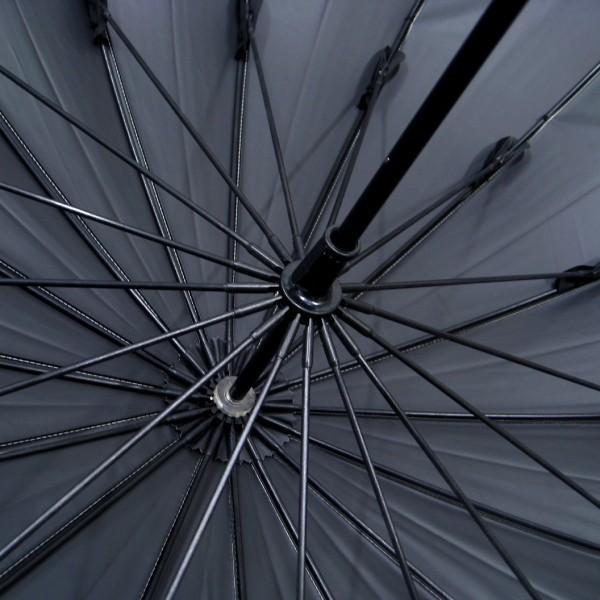日傘 レディース 2本 晴雨兼用傘 紫外線99%以上カット 遮光率 99% 傘内の温度上昇を約2/3に軽減 グラスファイバー骨 55cm 16本骨 手開き式 送料無料|okamoto-kasa|11