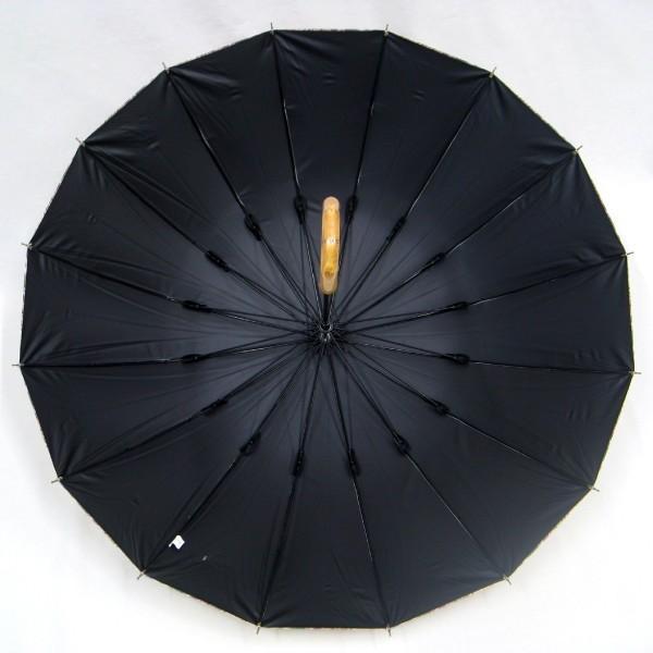 日傘 レディース 2本 晴雨兼用傘 紫外線99%以上カット 遮光率 99% 傘内の温度上昇を約2/3に軽減 グラスファイバー骨 55cm 16本骨 手開き式 送料無料|okamoto-kasa|10