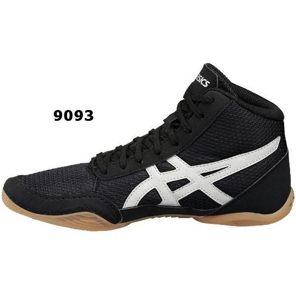 アシックス ジュニアレスリングシューズ MATFLEX  5GS  Black/White・Red/White|okamoto-sports|03