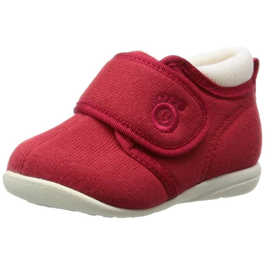 ASAHI アサヒ アサヒ健康くん B01-JP レッド 日本製 アサヒシューズ ベビー  子供靴|okamotoya