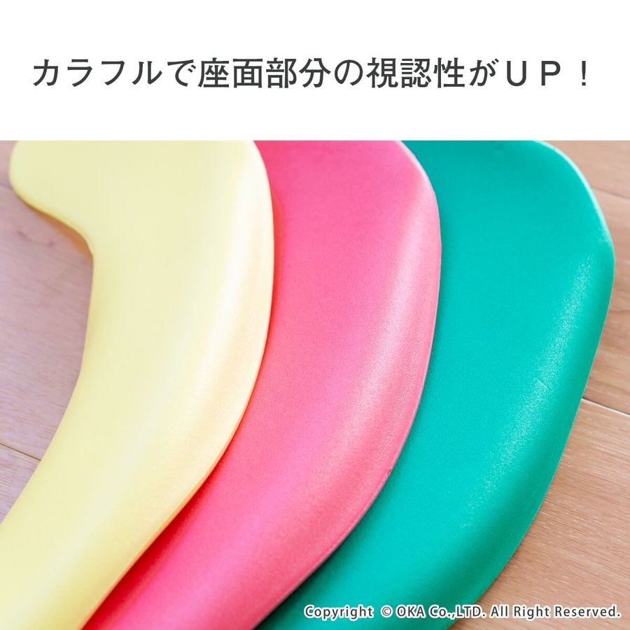 拭ける便座クッション3D (便座カバー 置くだけ 拭ける 節電 U型 O型 洗浄暖房便座 兼用 トイレ カバー) オカ|okapro|10