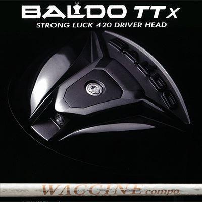(カスタムモデル) BALDO TTX STRONG LUCK 420 DRIVER WAXCCNE CONPO GR-330tb | バルド TTX ストロングラック 420 ドライバー ワクチンコンポ GR-330tb