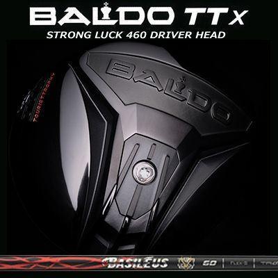 【国際ブランド】 (カスタムモデル) ドライバー BALDO TTX STRONG LUCK 460 バシレウス DRIVER 460 BASILEUS B   バルド TTX ストロングラック 460 ドライバー バシレウス ベータ, POPおまかせ:3a13842a --- airmodconsu.dominiotemporario.com