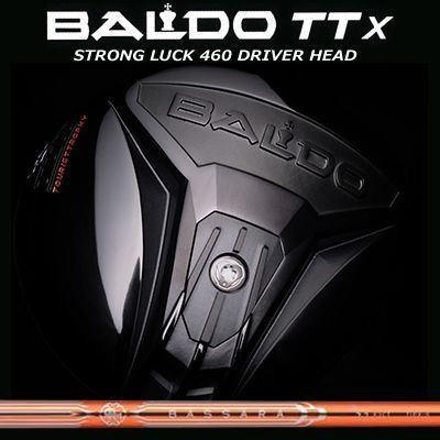 (カスタムモデル) BALDO TTX STRONG LUCK 460 DRIVER BASSARA P   バルド TTX ストロングラック 460 ドライバー バサラ P