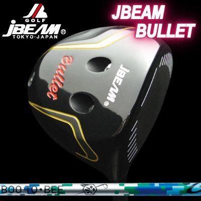 【楽ギフ_包装】 (カスタムモデル) JBEAM BULLET DRIVER バレット BOO-TO-BEE | ドライバー ジェイビーム バレット ドライバー DRIVER ブートゥービー, クラウドモーダ:1b86acff --- airmodconsu.dominiotemporario.com