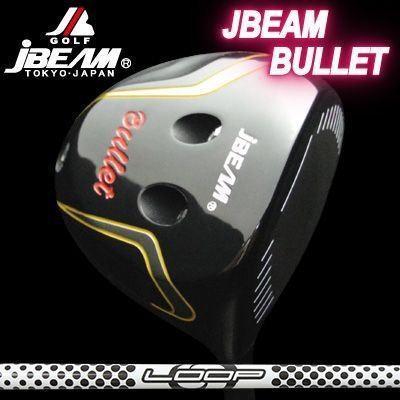 (カスタムモデル) JBEAM BULLET DRIVER Loop Prortotype HD | ジェイビーム バレット ドライバー ループ プロトタイプ HD