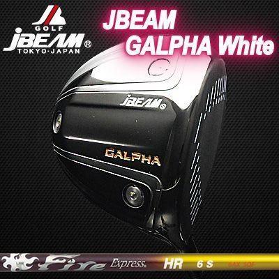 【海外限定】 (カスタムモデル) JBEAM GALPHA WHITE DRIVER Fire DRIVER WHITE Express HR | Fire ジェイビーム ジーアルファ ホワイト ドライバー ファイアーエクスプレス HR, シモキタヤマムラ:8fc7ae30 --- airmodconsu.dominiotemporario.com