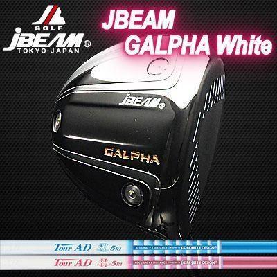 人気が高い  (カスタムモデル) JBEAM GALPHA WHITE DRIVER TOUR   AD AD SL2   SL2 ジェイビーム ジーアルファ ホワイト ドライバー ツアーAD SL2, A1ストア:e55848ab --- airmodconsu.dominiotemporario.com