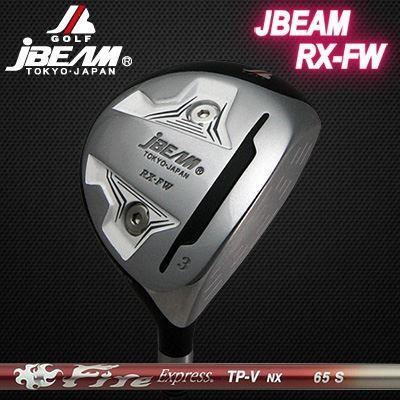 人気定番の (カスタムモデル) JBEAM RX-FW FAIRWAYWOOD Black Fire Express TP-V NX   ジェイビーム RX-FW フェアウェイウッド ブラック ファイアーエクスプレス TP-V NX, 特売 d227d8f0