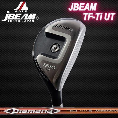 (カスタムモデル) JBEAM TF-Ti UTILITY DIAMANA RF   ジェイビーム TF-Ti ユーティリティ ディアマナ RF