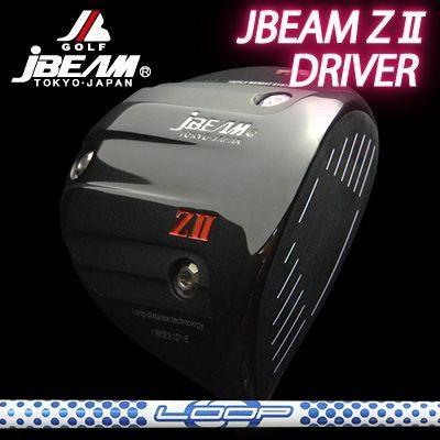 輝く高品質な (カスタムクラブ)ジェイビーム Z2 ドライバー ドライバー ループ プロトタイプ Z2 プロトタイプ BW, 宜野座村:7dc5165c --- airmodconsu.dominiotemporario.com