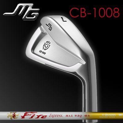 (カスタムモデル) MIURA CB-1008 IRON Fire Express MAX WBQ 95 | 三浦技研 CB-1008 アイアン ファイアーエクスプレス マックス WBQ 95