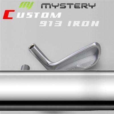 (カスタムモデル) The MYSTERY 913 IRON Dynamic ゴールド X7 | ミステリー 913 アイアン ダイナミックゴールド X7
