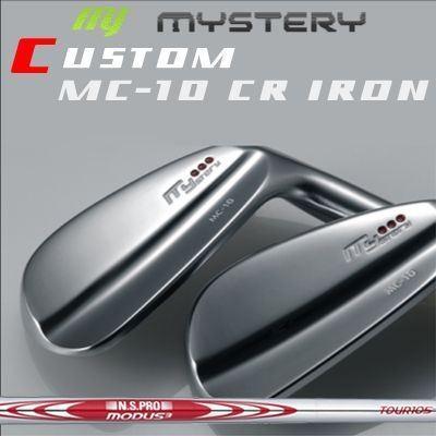 定番  (カスタムモデル) The MYSTERY MYSTERY MC-10 MC-10 CR IRON N.S.PRO The MODUS3 TOUR105 | ミステリー MC-10 CR アイアン NSプロ モーダス3 ツアー105, 多賀町:a520b3cb --- airmodconsu.dominiotemporario.com