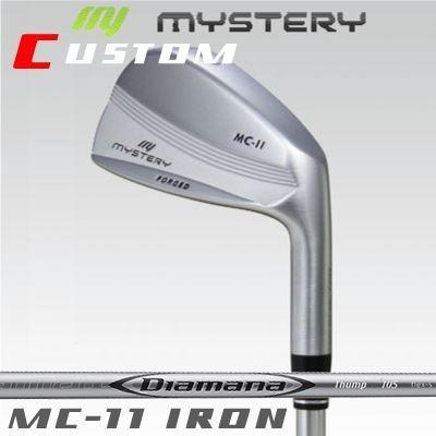 (カスタムモデル) The MYSTERY MC-11 IRON DIAMANA THUMP IRON | ミステリー MC-11 アイアン ディアマナ サンプ アイアン