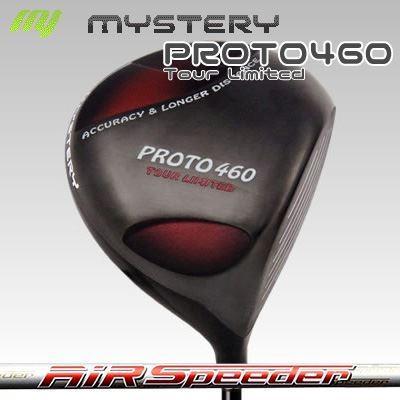 (カスタムモデル) The MYSTERY PROTO460 Tour Limited Driver AIR SPEEDER | ミステリー PROTO460 ツアーリミテッド ドライバー エアスピーダー