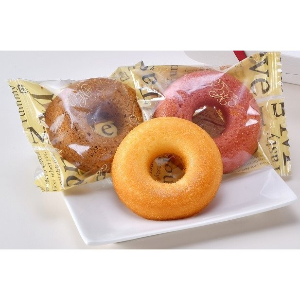 焼きドーナッツ 15個入|okashi-kikuya|02