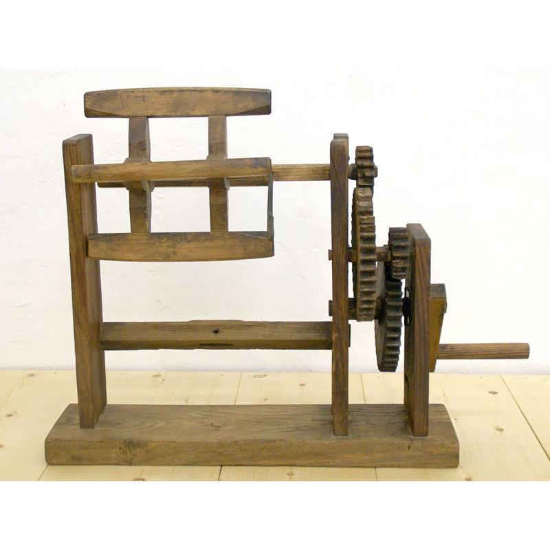 和レトロ 糸巻き機