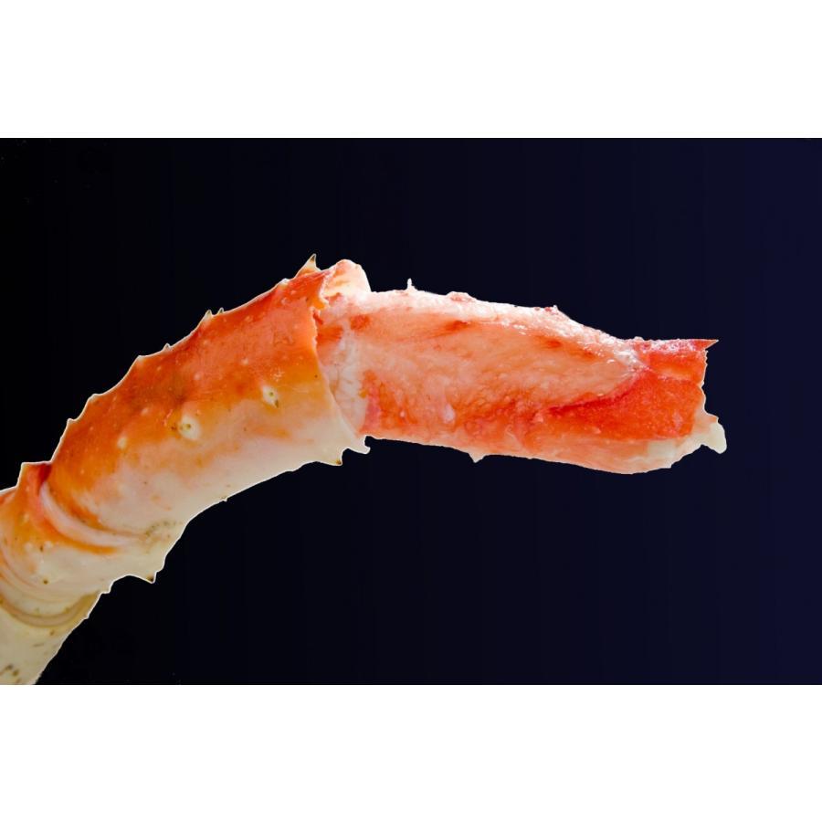 タラバガニ 脚 5L 1kg ボイル済 カニ かに 蟹 たらばがに 送料無料 okhotsk-ajikikoh 06