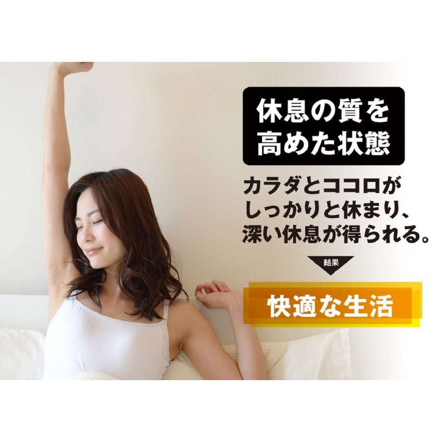 休息 サプリ [ぐっすりん] 睡眠薬 睡眠 導入剤 ではない 天然 植物 サプリメント 3粒 [送料無料 軽減税率] okinawasakata 07