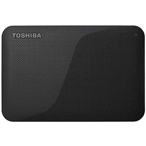 東芝 USB3.0接続 ポータブルハードディスク 3.0TB(ブラック)CANVIO BASICS(HD-ACシリーズ) (ブラック)