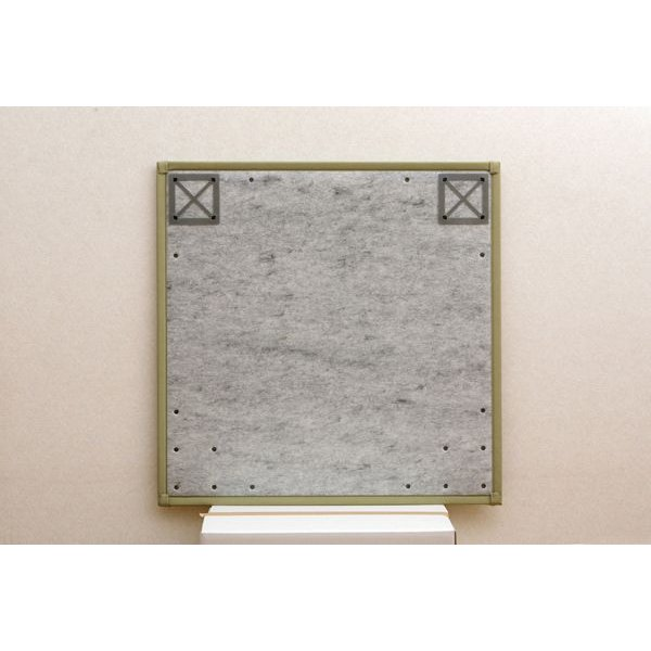 畳 国産 ユニット畳 薄畳 ふっくら微笑み 82×82×2.2cm 4枚1セット 中材:ウレタンチップ+硬綿|okitatami|04