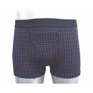 吸水ボクサーパンツ 尿漏れ 失禁対策 男性用  第一紡績  同柄3枚セット|okitatami|02