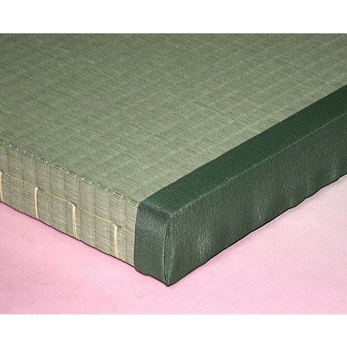 畳 ベッド マットレス  セミダブル・ダブル長さ200cm×幅200cmまで2枚しあげ厚み5.5cm  オーダーサイズ 畳のみ|okitatami|03