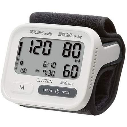シチズン 手首式血圧計 CHWH903 在庫わずか|okitatami