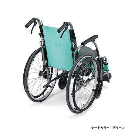自走型 車いす ミキ CRT-3 okitatami 02