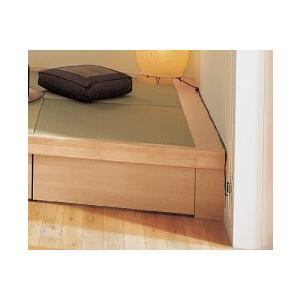 畳 収納 ユニット 畳が丘  木口テープ 部材 パーツ 5枚入り 畳 ボックス 収納 高床 ユニット パナソニック okitatami 05