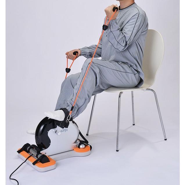 電動サイクルマシン エスカルゴII PBE-100-2 明成  okitatami 04