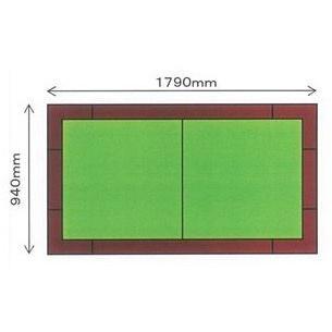 パナソニック 畳収納ユニット 小上がり 高床式ユニット畳 畳が丘 1畳アイランドタイプ 2 ハッチボックスタイプ okitatami
