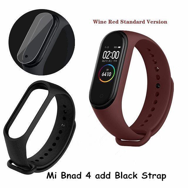 シャオ mi mi バンド 4 スマート ブレスレット 3 Bluetooth 5.0 リストバンドフィットネス Traker AMOLED|okuda-store|18